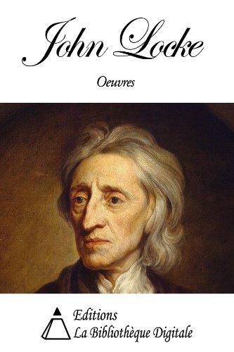 Oeuvres de John Locke