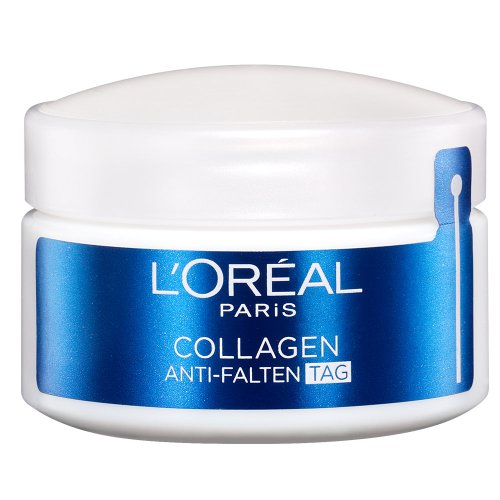 L'Oréal Paris Dermo Expertise Collagen Anti-Falten Tagespflege, 50 ml