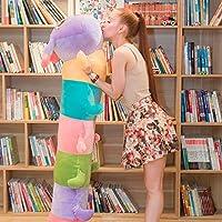 LOVEYUNHJG Plush Toys Cute Caterpillar Dolls Hold Pillow Soft Dolls Children