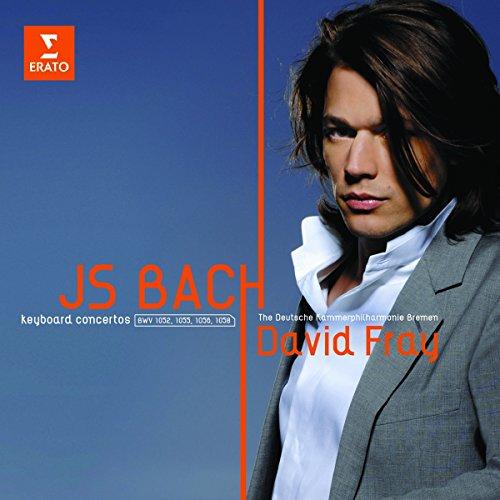 J.S BACH - David Fray