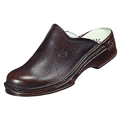 Helix hommes 665133 sandale Marron - Espresso
