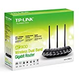 TP-Link Archer C2 AC900 Wireless Dual Band Gigabit Router