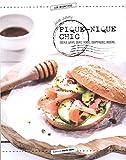 Pique-nique chic : Bocaux, wraps, soupes froides, gourmandises, boissons...