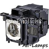 All-Lamps LP88 / V13H010L88 Originallampe mit Gehäuse für Epson PowerLite 955WH 965H 97H 98H 99WH S27 W29 X27 Projektoren