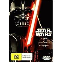 VARIOUS ARTISTS - Star Wars - Original Trilogie (Episoden IV, V + VI) DVD R4 neue & versiegelt