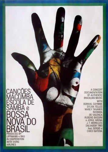 bossa-nova-do-brasil-1969-tourposter-kieser-tourposter