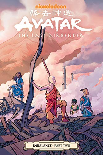 Avatar: The Last Airbender--Imbalance Part Two (Avatar: the Last Airbender - Imbalance Book 2) (English Edition)