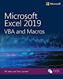 Best Libros de Excel - Microsoft Excel 2019 VBA and Macros (Business Skills) Review