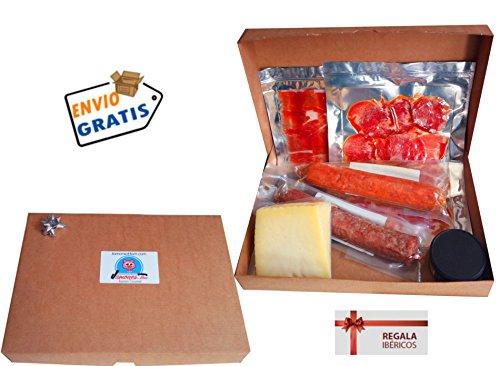 Lote Iberico Iberico Gourmet low cost con Jamon y Lomo