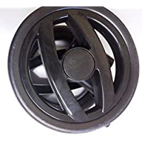 Peg Perego Doppel Vorder Rad schwarz für Pliko Mini