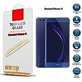Huawei Honor 8gehärtetem Glas Displayschutzfolie von Gadget Boxx