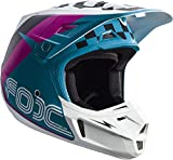 Casque cross FOX V2 Rohr Teal 2017