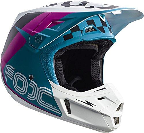 Fox Racing V-2 Rohr Helmet Teal