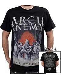 Arch Enemy, T-Shirt, War Eternal Tourshirt 2014