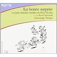 La bonne blague et autres histoires inédites du Petit Nicolas, 1 Audio-CD