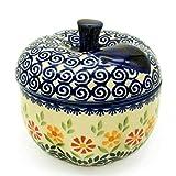 Bunzlauer Keramik Apfelbräter (Dekor Adelheid)