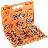 VonHaus 22 Piece Brake Caliper Piston Rewind Kit | Car Van Repair