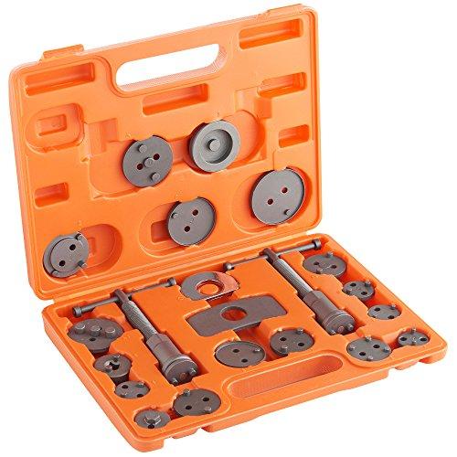 Preisvergleich Produktbild VonHaus 22-teilig Set Universal Bremskolbenrücksteller