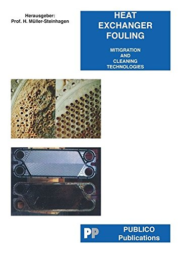 Heat Exchanger Fouling-Mitigation and Cleaning Technologies