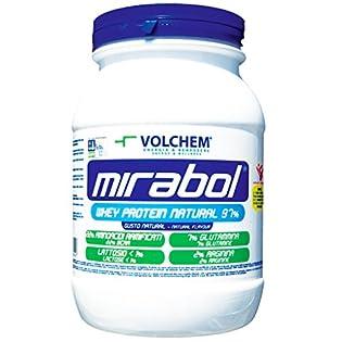 Volchem Mirabol Whey Protein Natural Naturale - Confezione da 750 g - 516cZzRj wL. SS315