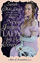 Never Judge a Lady By Her Cover: Number 4 in series (The Rules of Scoundrels series)