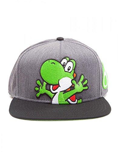 Nintendo - Yoshi Egg - Cap Snapback | Original Nintendo | Super Mario