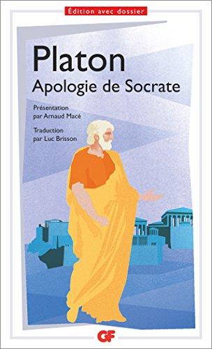Apologie de Socrate avec dossier par Platon