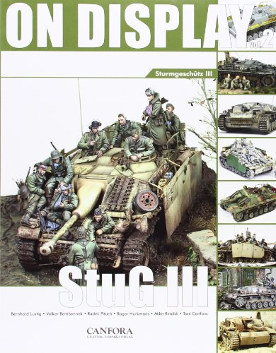 On Display: Sturmgeschutz III (Doll Display)