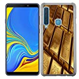 Lapinette Shell für Samsung-Galaxy A9 2018 starr Muster Barren d'or