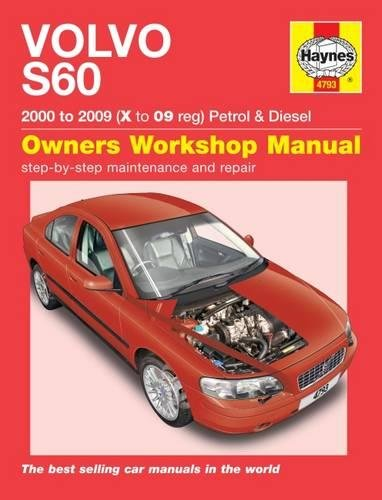 Volvo cars the best amazon price in savemoney volvo s60 petrol and diesel service and repair man fandeluxe Gallery