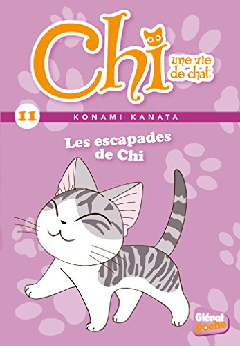 Chi - Poche - Tome 11: Les escapades de Chi par Konami Kanata