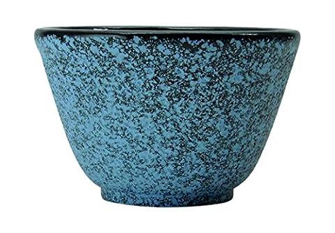 BergHOFF Studio en fonte bol à thé 0,1l, Lot de 2, bleu
