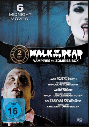 Bild von Walk of the Dead - Vampires vs. Zombies Box [2 DVDs]
