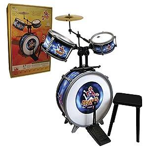 REIG 662083 - Batería Musical Bravo