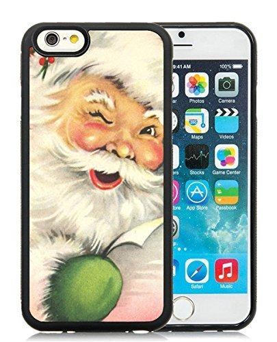 best-buy-design-iphone-6-casesanta-claus-black-iphone-6-47-inch-tpu-case-10