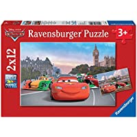 Ravensburger Disney Pixar Cars 2x 12pc Jigsaw Puzzles
