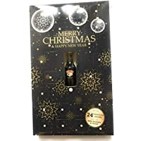 Calendrier de l'Avent pour adulte avec chocolats et petite bouteille de Baileys 50ml