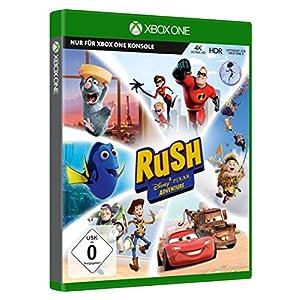 Rush – Ein Disney Pixar Abenteuer