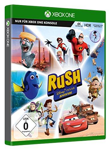 Rush - [Xbox One X]
