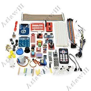 Asiawill Multi RFID Kit d'apprentissage pour Raspberry Pi