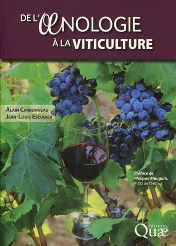De l'nologie  la viticulture