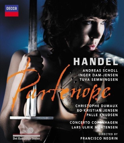 Händel - Partenope [Blu-ray]