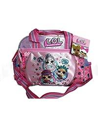 LOL Surprise - Bolsa Escolar Rosa Rosa