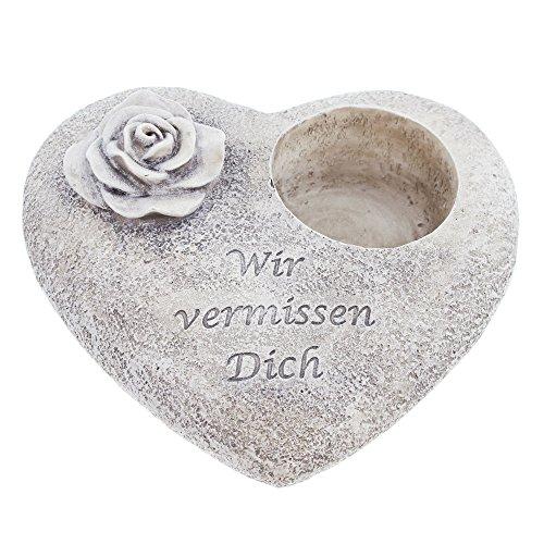Frank Flechtwaren Grabschmuck Herz
