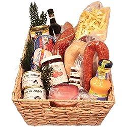 Geschenkkorb Feinschmecker