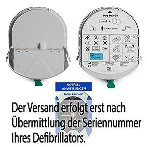 MedX5 Defibrillator von HeartSine, AED