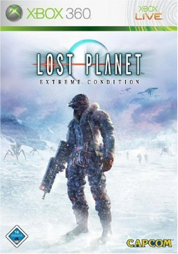 Capcom Lost Planet: Extreme Condition