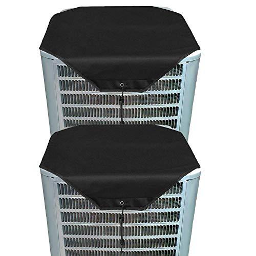 ZMAYI Ac Unit Cover - Conditioner Top Klimaanlage Laubschutz Klimaanlage Abdeckung für Außeneinheiten 36