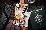 Kai Shun Premier Tim Mälzer Set, 3-TLG, Kochmesser Santoku, Messer, Handsigniertes Kochbuch, Messertasche, Allzweckmesser, 14 cm, TDM-W18