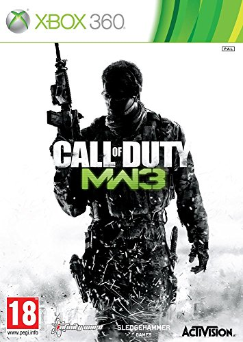 Call of Duty: Modern Warfare 3 Hardened Edition /X360